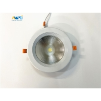 China 20W 30W SMD 5730 LED Round Ceiling Recessed Downlight