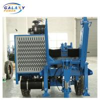 China 77kw 103hp 60KN Transmission Line Equipment With 7 Groove Number