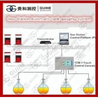 China Diesel fuel tank monitoring system level sensor , Tank gauge ATG gasoline level