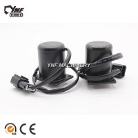 China 708-2H-25240 708-2L-25211 Hydraulic Pump Solenoid Valve For PC100-5 PC200-5