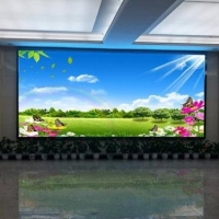 China P1.667 HD Led Video TV Indoor111