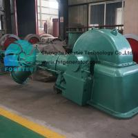 China 500kw Turgo Turbine Generator Used In Hydroelectric Power Plant Simple Operation