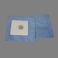 China Central Vac Hotel Home Standard Size microns HEPA Vacuum Cleaner Bags