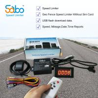 China 50 HZ Programmable No Sim Card Vehicle Speed Limiter