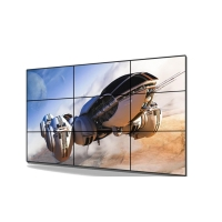 "China 4K Samsung LG Cheap Price 55"" Panel Mount 3x3 Processor Videowall Controller"