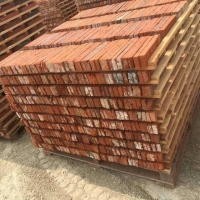 China Antique Red Reclaimed Old Style Bricks For Inside Outside Wall Claddings