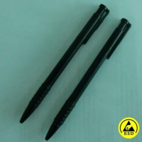China Cleanroom ESD Anti Static Pen Blue Black Red Optional