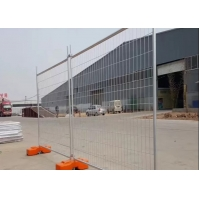 China 2.1x2.4m Heavy Duty Galvanized LC Steel Temporary Fencing