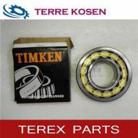 China TEREX 07451617 BEARING for terex tr45 tr50 truck parts heavy dump truck
