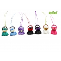 China Air Freshener Hanging Deodorizer Different Scented Sachet Bag For Car And Home