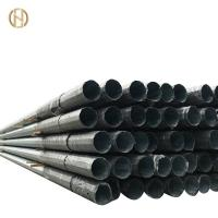 Quality 161KV Steel Tubular Electric Pole Galvanized For Power Transmission Line for sale