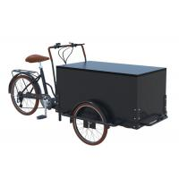 China Electric Retail Display Cart , Mobile Display Cart With Shock Absorber