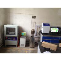 China Fire Resistance Testing Equipment for Non-Flammable Building Materials