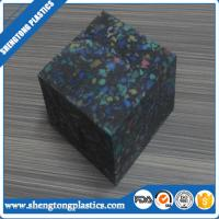 China mould pressing ultra high molecular weight UHMWPE plastic block with low price