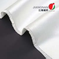 China 3788 High Temperature Fiberglass Cloth , 12H Stain Woven Fiberglass Fabric Roll