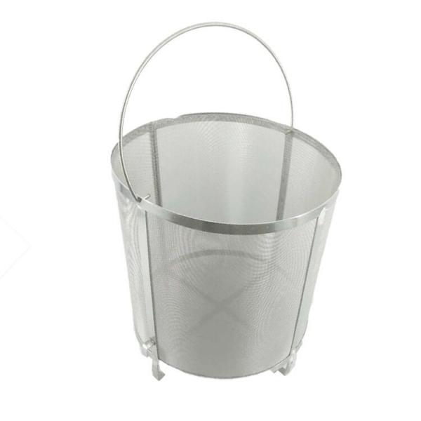 China Customize 400 Micron Beer Home Brewing Stainless Steel Hop Filter Grain Basket