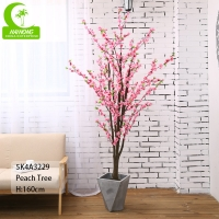 China Artificial Pink Cherry Blossom Flower
