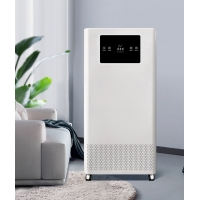 China Plasma Anion Release 130W UV Air Purifier For Home