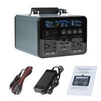 China ODM AC100V 700wh Portable Lithium Generator With CPAP