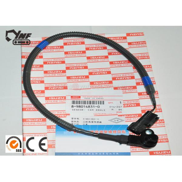 Quality Isuzu Camshaft Position Sensor For Excavator Electric Parts 4398514/8-98014831-0 8980148310 for sale
