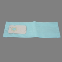 China Riccar-Simplicity Type B Blue Paper 99.9% Vacuum Cleaner Dust Bags