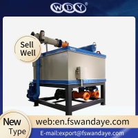 China High Intensity Electro Dry Magnetic Separator Machine Oil Cooling