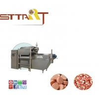 China 22KW Driven Single Screw Extrusion Machine SS Material Type With Water Chiller