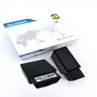 Quality OBD II Diagnose 2100Mhz 4G GPS Tracker Vehicle Fuel Monitor for sale