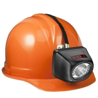 China Digitable 1W Cree LED Mining Headlamp Portable 7000Lux For Mineral Industry