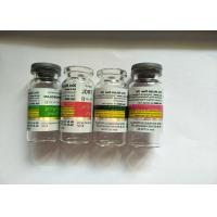 China Hkma Design Holographic Glass Vial Labels For 10Ml Steroid Vial