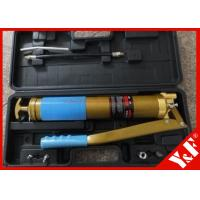 China Heavy Duty Hand Operated Grease Gun with Aluminum Alloy Die Cast Head Cap