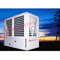 China Meeting MD300D 83KW Air Source Water Heater Trinity Heat Pump For Large Space
