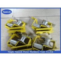 China Skyward Stringing Corner Cable Pulley Block For Conductor Pulling
