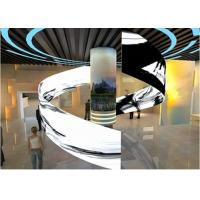 China Curved Full Color Indoor LED Poster P6 3 In 1 Flexible Screen 320*160mm Module