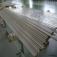 China Carbon Stainless Steel Round Bar , Mild Steel Bar Improved Machinability