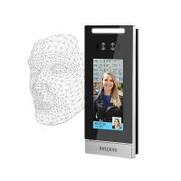 China 5 Inch SDK Biometric Time Attendance Machine Face Recognition Access Control