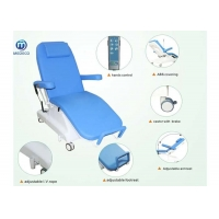 China Medical Dialysis Chair Thearpy Chair Blood Donation Chair Q235 Steel