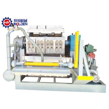 China Hot Press Paper Pulp Moulding Machine For Shoe Stretcher 5000 Pairs Sun Dry