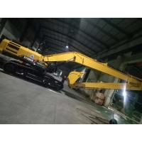 China Sany 365 Long Reach Excavator Booms And Stick 30m Digging Long Distance