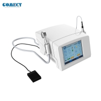 China RF Fractional Microneedle With Cold Hammer Skin Rejuvenation Veins Reduction