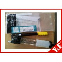 China 500cc / 600cc Transparent Clear Tube Grease Guns Cystle viewing for Construction