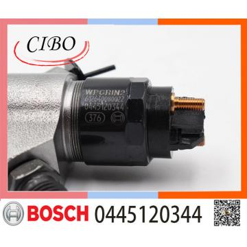 China Diesel fuel Injector 0445120344 For Common Rail Injector 0445 120 344