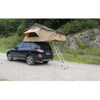 China Soft Extension 4x4 Roof Top Tent , 60KG Expedition Tents For Vehicles