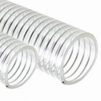 China Food Grade 20m/roll OD116mm Pvc Suction Hose , 4 Inch Water Suction Hose