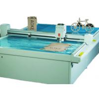China AI CF2 Diemakers Flatbed Plotter Sample Cutting Machine Equipment