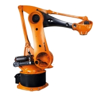 China KR 700 PA 6 Axis Payload 700kg Reach 3320mm Floor Mounting Palletizing Robot
