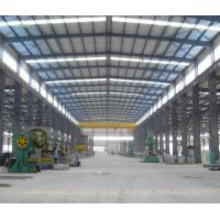 China Profesional good quality prefab light weight low cost steel structure frame
