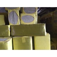 China OEM Low Thermal Conductivity Mineral Wool Slabs for wall partiton