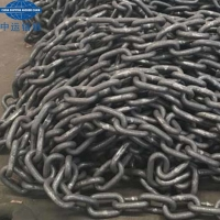 China Aquaculture Short Link Chains Open Link Anchor Chain