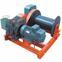 China Harbor Electric Capstan Winch With Wireless Remote Control